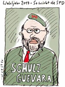 Martin Schulz Guevara SPD