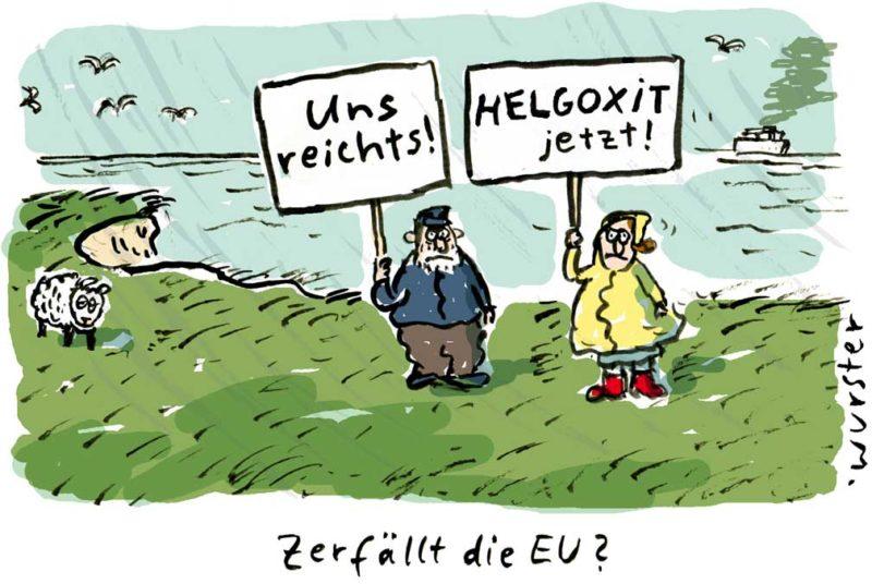Brexit EU Austrittsverhandlungen Populismus
