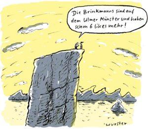 Ostern Westnorwegen Ulmer Münster likes fb