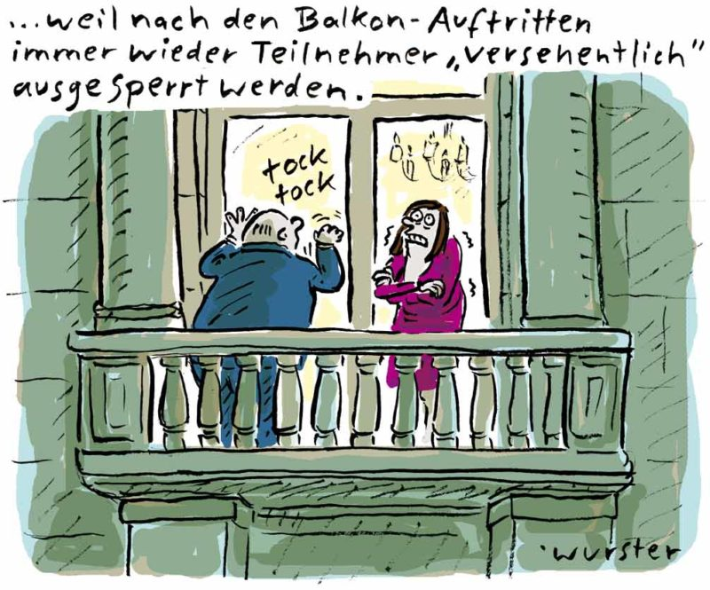 Sondierungen Koalition Verhandlungen